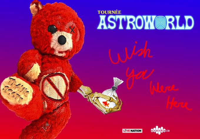 Travis Scott: Astroworld