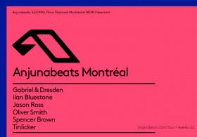 Anjunabeats: Tournée Nord-Américaine 2019