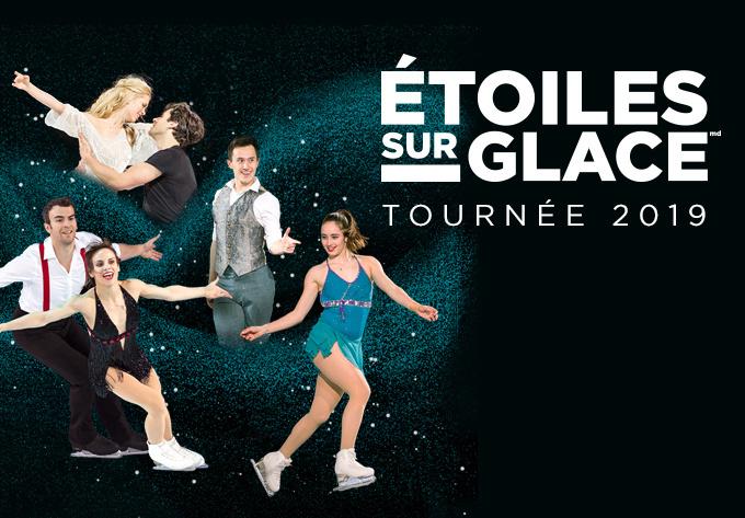 Stars On Ice - Offre SPC 20% DE RABAIS - 1 mai 2019, Laval