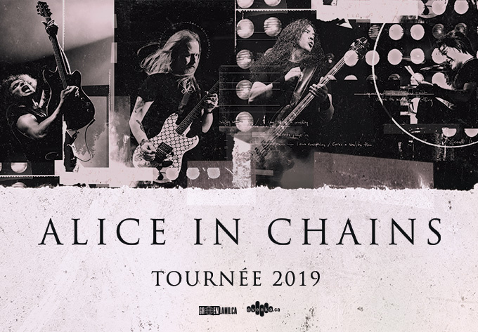 Alice In Chains - April 27, 2019, Montreal