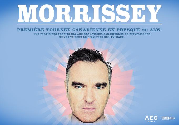 Morrissey - April 29, 2019, Montreal