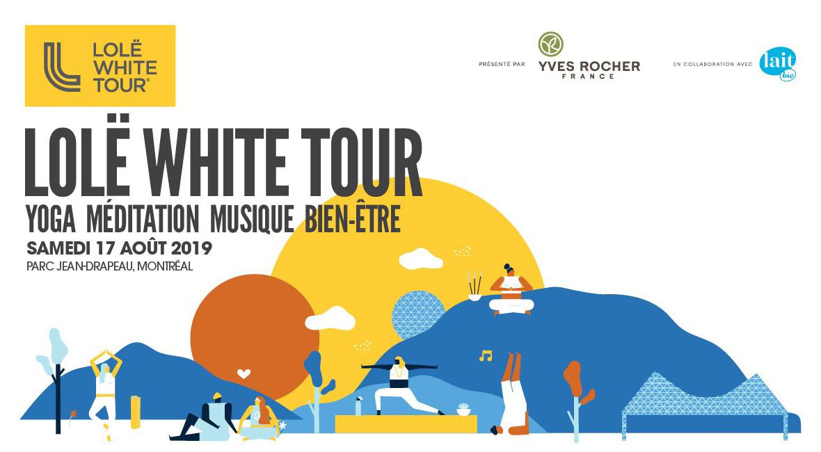 LOLË WHITE TOUR