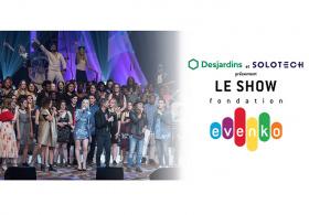 Le show de la fondation evenko