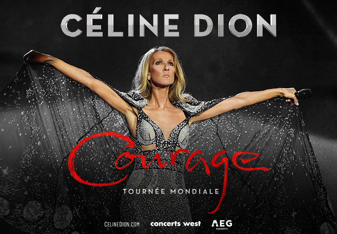celine dion courage - photo #5