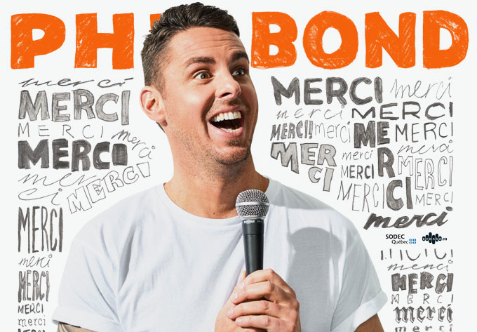 Philippe Bond - 13 février 2020, St-Jérôme
