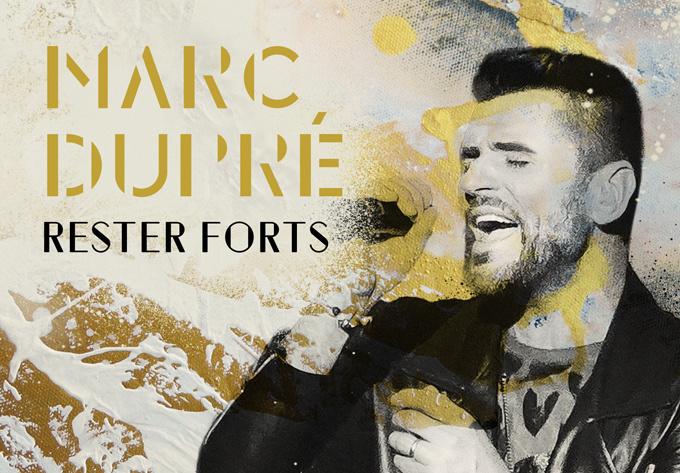Marc Dupré - 30 novembre 2019, Laval