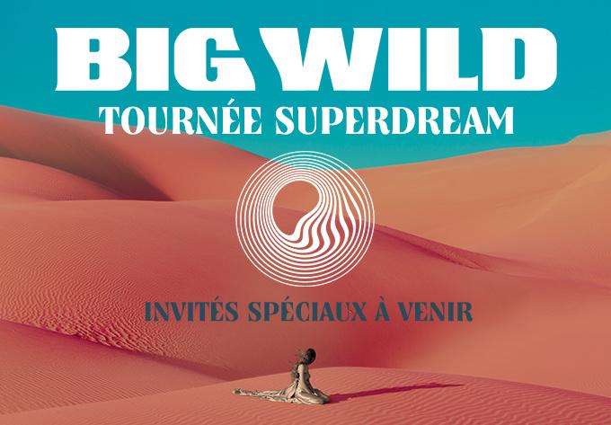 Big Wild - November  8, 2019, Montreal