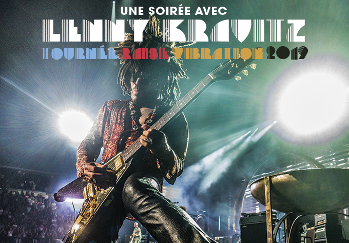 Lenny Kravitz - 31 août 2019, Trois-Rivières