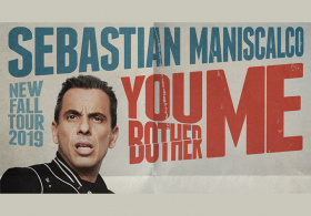 Sebastian Maniscalco (in English)