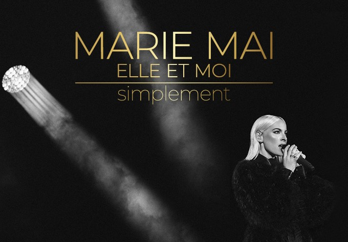 Marie-Mai - May  8, 2021, Lac-Mégantic
