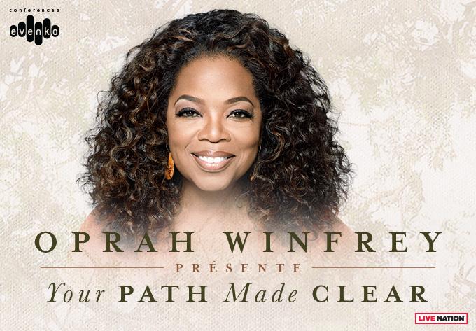 Oprah Winfrey (in English) - June 16, 2019, Montreal