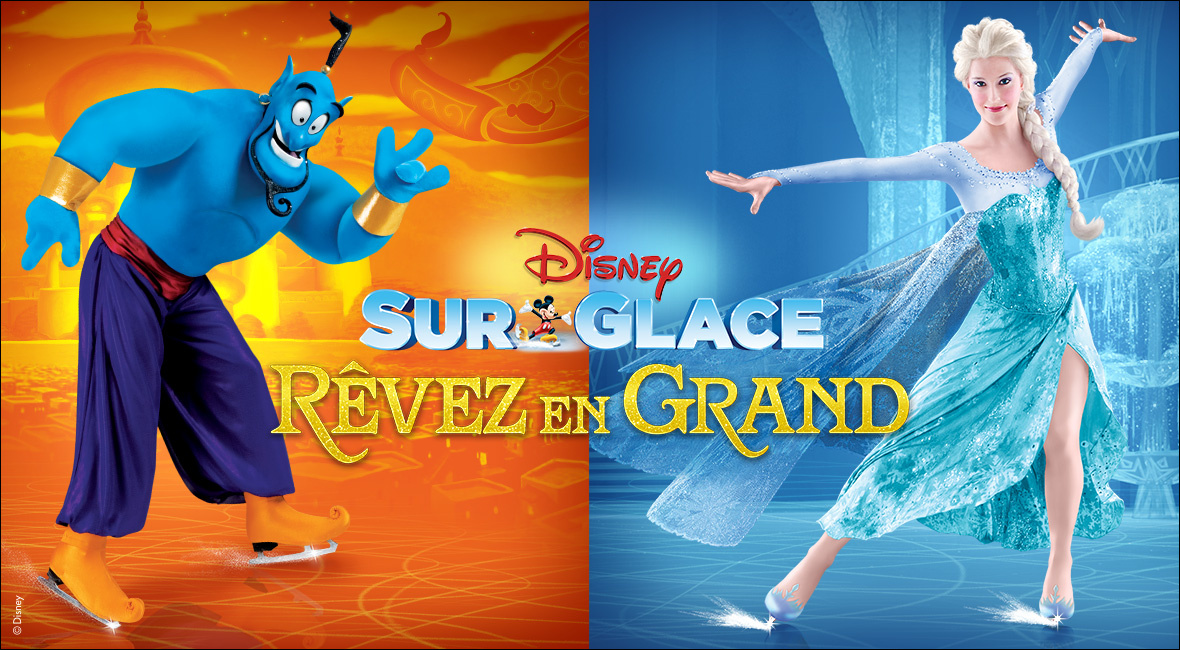Disney On Ice presents Dream Big!