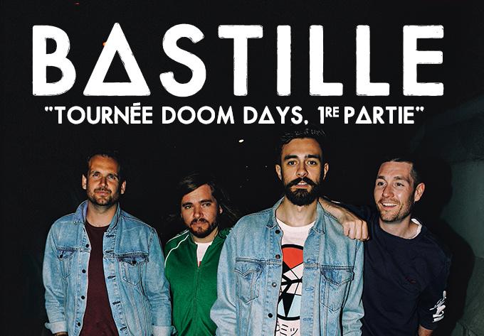 Bastille - September 18, 2019, Laval