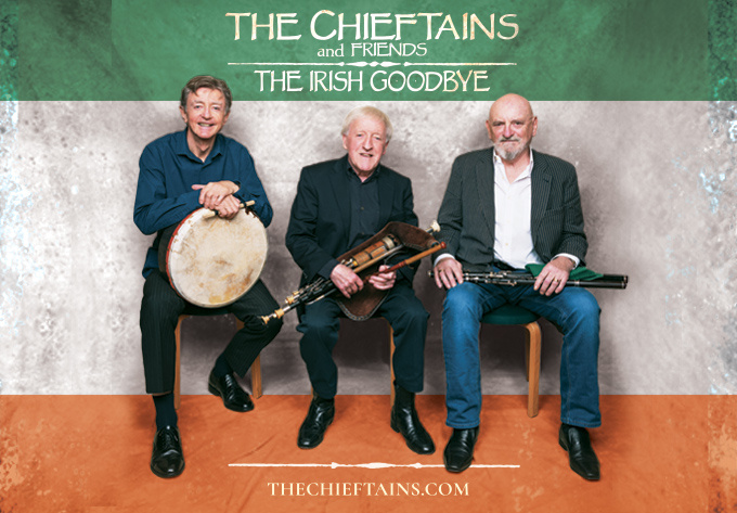 The Chieftains and Friends - October 22, 2019, Fredericton