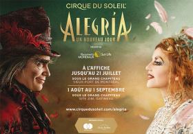 Cirque du Soleil - Alegria