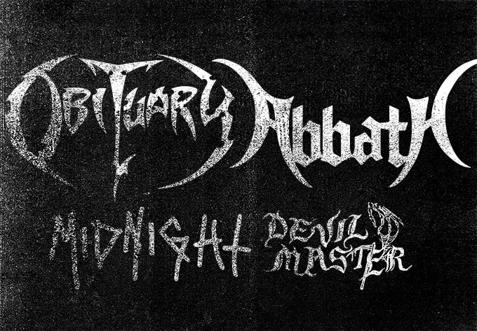 Obituary and Abbath - October 18, 2019, Montreal