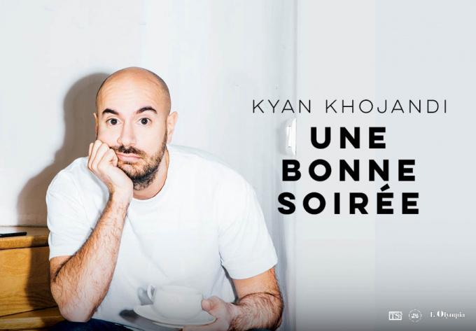 Kyan Khojandi - August  8, 2019, Montreal