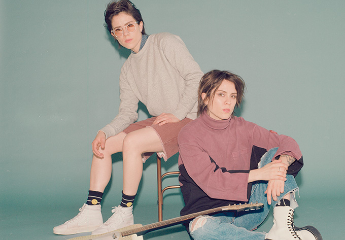 Tegan and Sara - October 23, 2019, Montreal