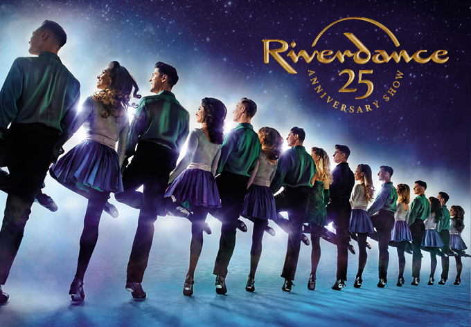 Riverdance - January 10, 2020, Montreal