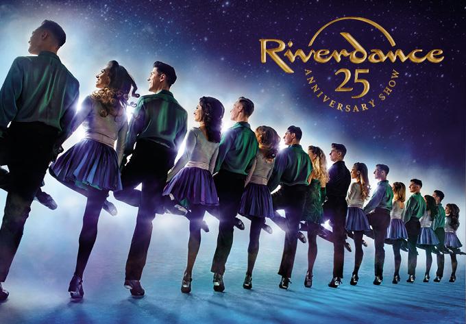 Riverdance - 10 janvier 2020, Montréal