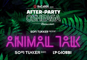 Sofi Tukker presents Animal Talk
