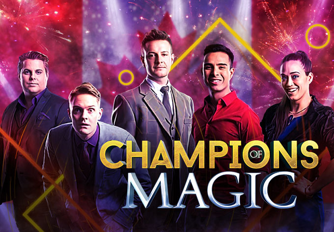 Champions Of Magic - 15 décembre 2019, Laval
