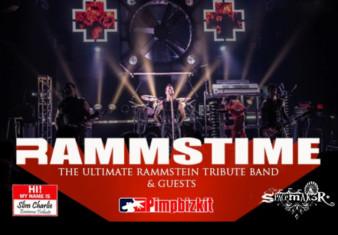 Rammstime : The Rammstein Tribute Band - November  2, 2019, Montreal