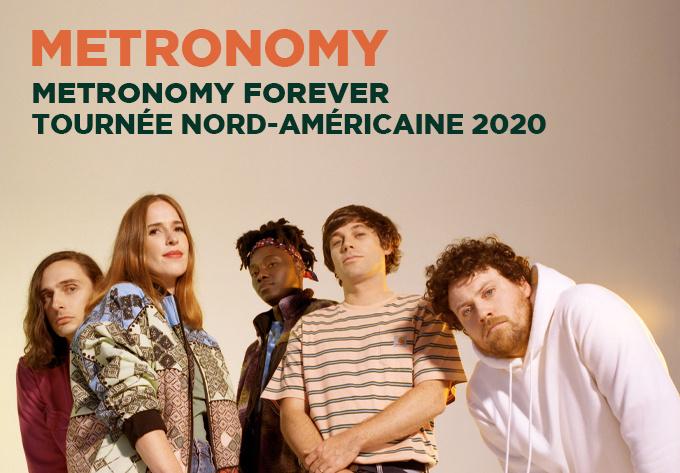 Metronomy - February  7, 2020, Montreal