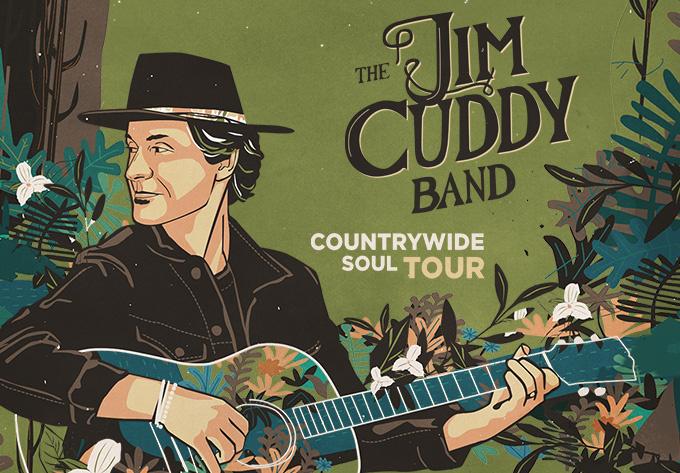 The Jim Cuddy Band - 19 janvier 2020, Saint John