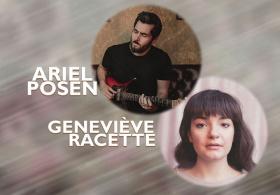 Ariel Posen + Geneviève Racette