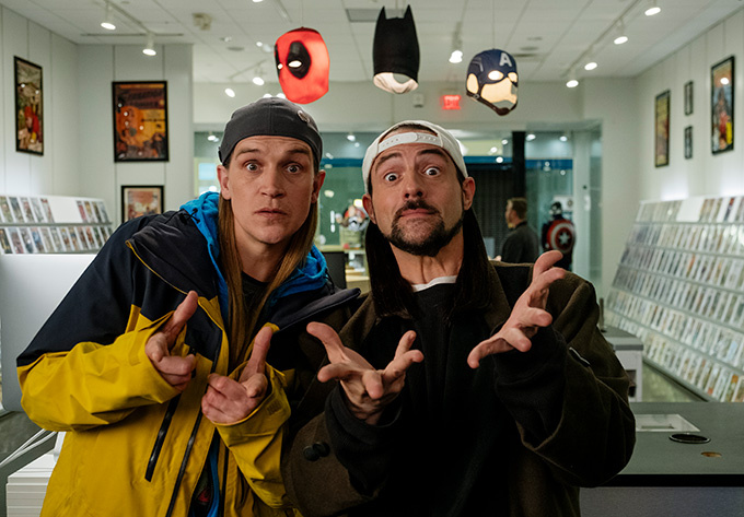 Jay & Silent Bob Reboot - February  4, 2020, Montreal