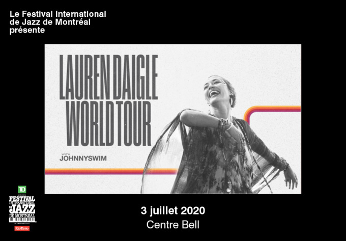 Lauren Daigle - July  3, 2020, Montreal
