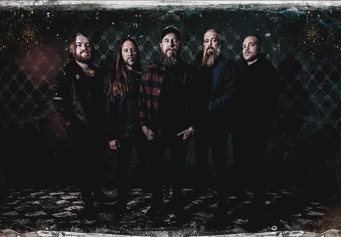 In Flames - December  3, 2019, Quebec