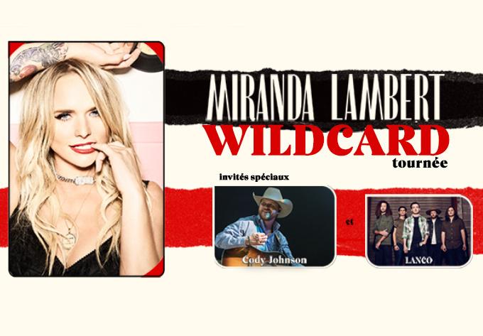 Miranda Lambert - 21 octobre 2020, Montréal