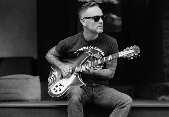 Dave Hause & The Mermaid - March  8, 2020, Montreal