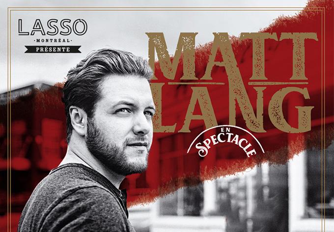 Matt Lang - 14 novembre 2020, Trois-Rivières