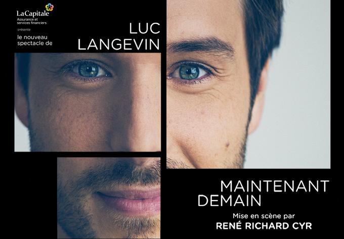 Luc Langevin - 9 avril 2020, Québec