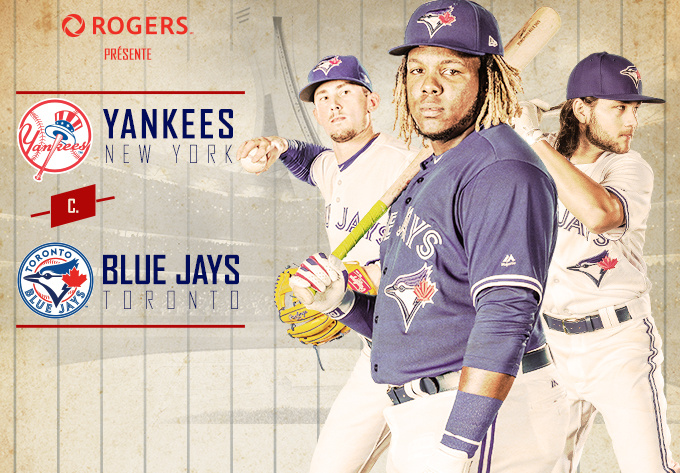 Yankees vs Blue Jays - March 23, 2020, Montreal