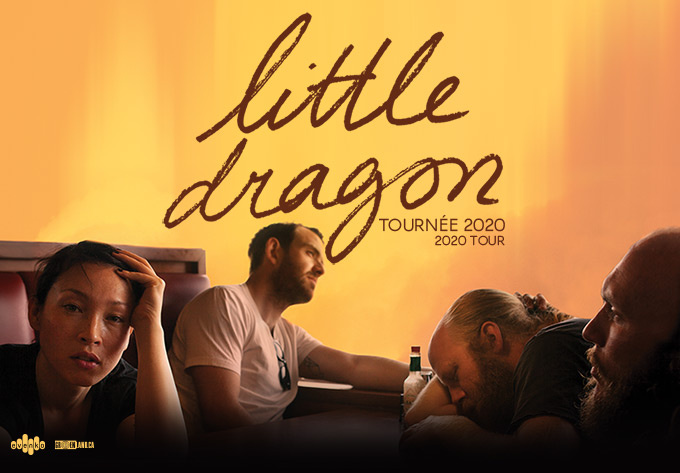 Little Dragon - Montreal