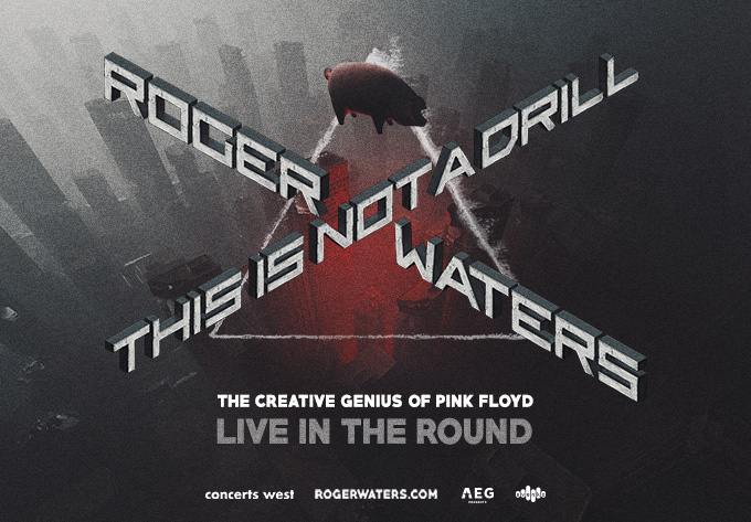 Roger Waters - July 23, 2020, Montreal
