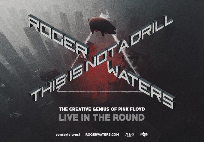 Roger Waters | REPORTÉ - 23 juillet 2020, Montréal