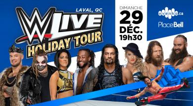 WWE Live Holiday Tour
