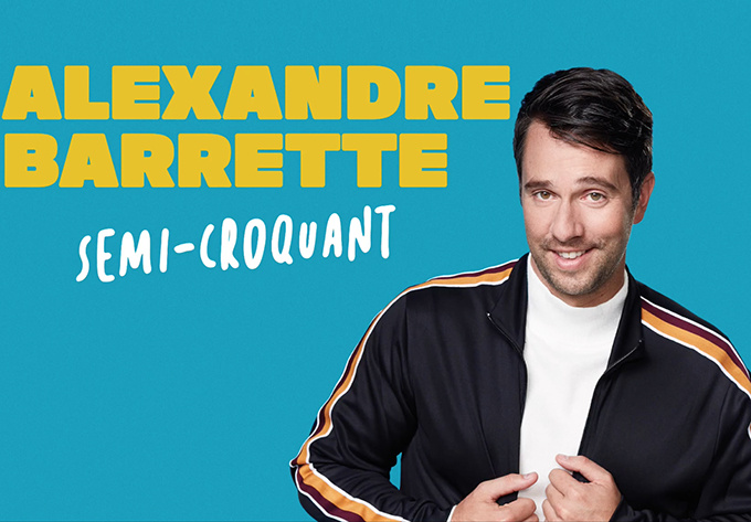 Alexandre Barrette - January 24, 2020, Montreal
