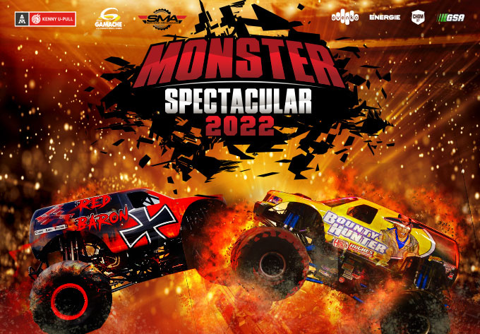 Monster Spectacular XXVI - November 14, 2020, Montreal
