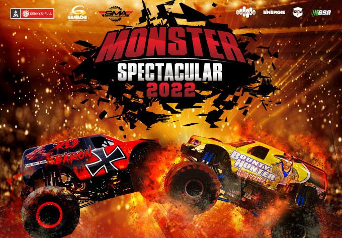 Monster Spectacular XXVI - 9 avril 2022, Montréal