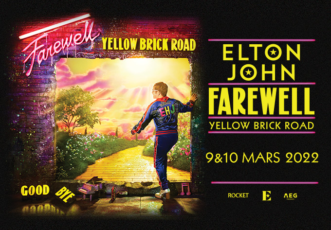 Elton John - February 18, 2022, Montreal