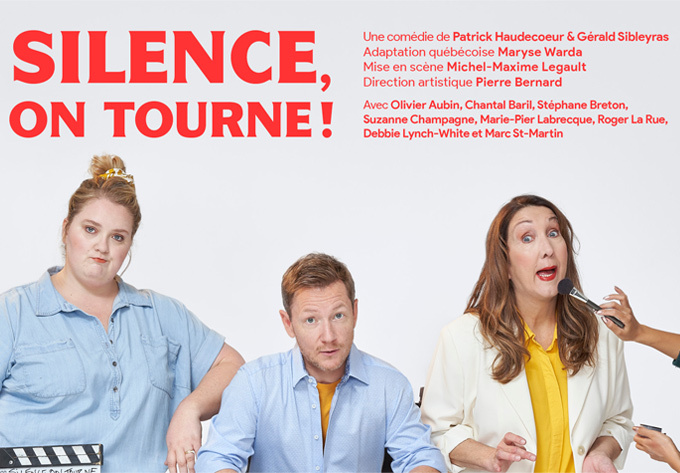 Silence, on tourne! - July  6, 2021, Laval