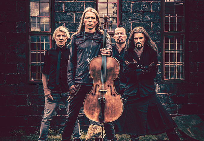 Apocalyptica - May 23, 2020, Montreal