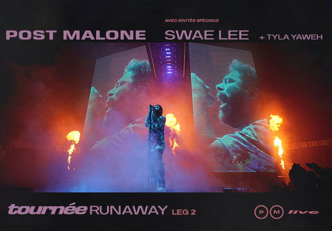 Post Malone - February 16, 2020, Montreal
