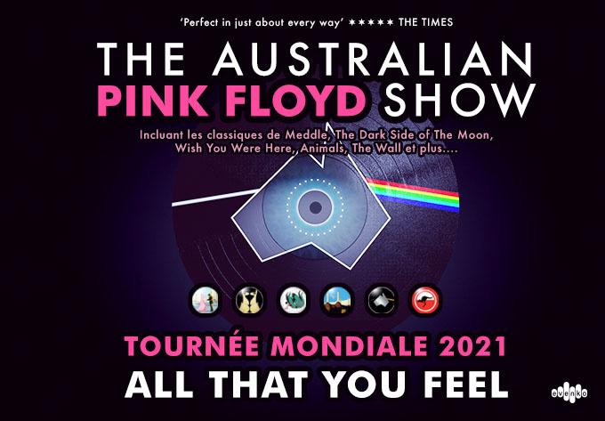 The Australian Pink Floyd Show - 13 septembre 2020, Trois-Rivières